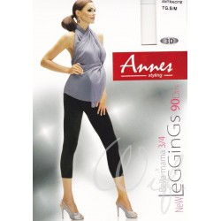Annes  Leggings Bella mama 3/4