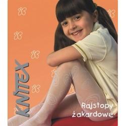 Knittex Rajstopy Zakardowe