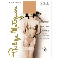 Philippe Matignon    Oro 15  Bas-Jarretiere
