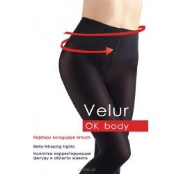 Mona Velur Ok body 100