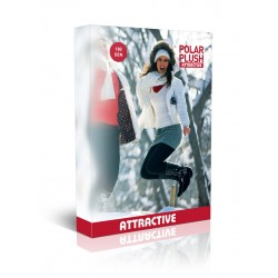 Attractive Polar Plush 180