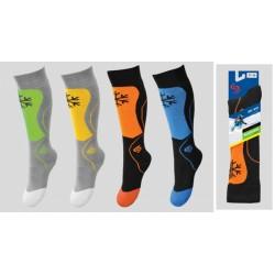 JJW Ski Kid Deodorant socks
