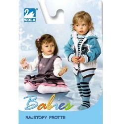 Wola Babies Rajstopy Frotte