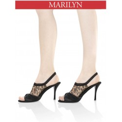Marilyn Mini socks Panter