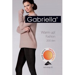 Gabriella Warm up! Fashion 200 den