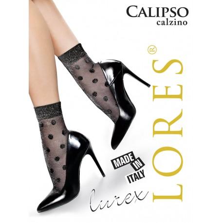 Lores Calipso calzino