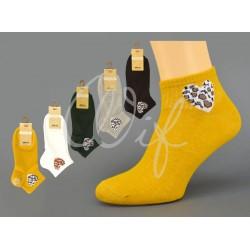 Boxuanna Women Fashion Socks 010