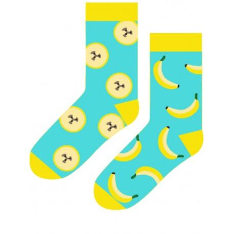 Cerber Hipster Socks Banan