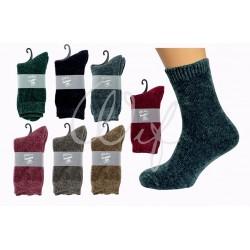 Coco&Hana Velur termo socks