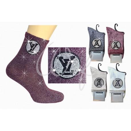 Fashion Socks LV