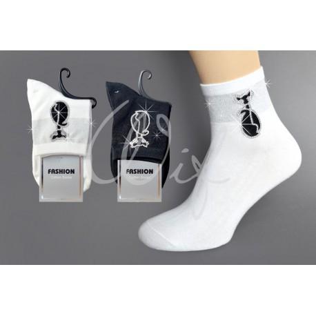 Fashion Socks Cat