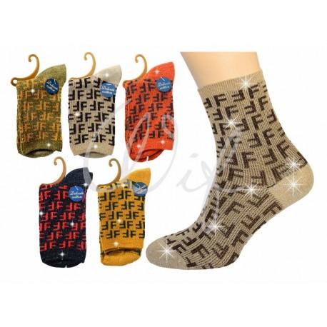 Fashion Socks Fendi D- 886