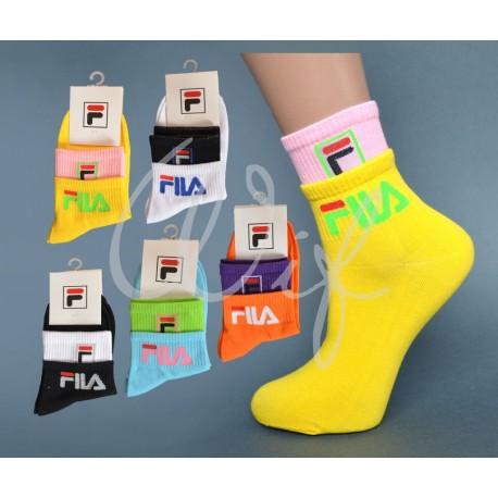 Fashion Socks  Fila 2