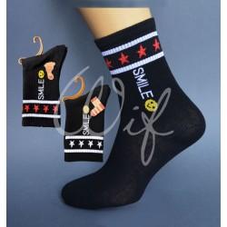 Fashion Socks  Smile