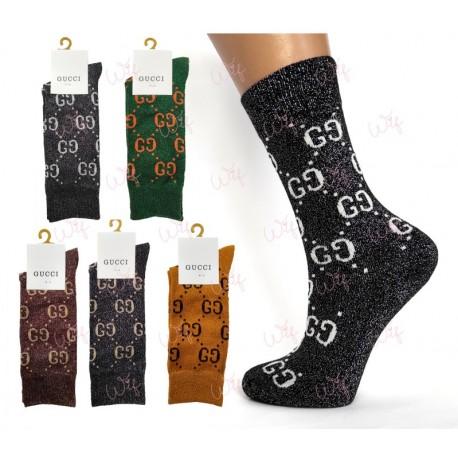 Gucci lurex socks  DD -13