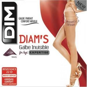 Чулки под пояс Dim - Up Moulant Superfit (made in France